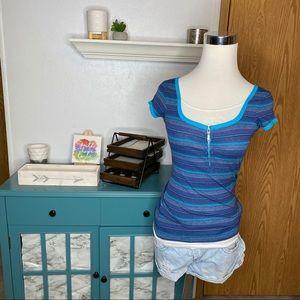 Blue Shirt B28